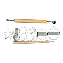 Gumpaste/Fondant Flower Starter Kit
