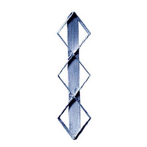 Large Diamond Quilter Gumpaste/Fondant Cutters