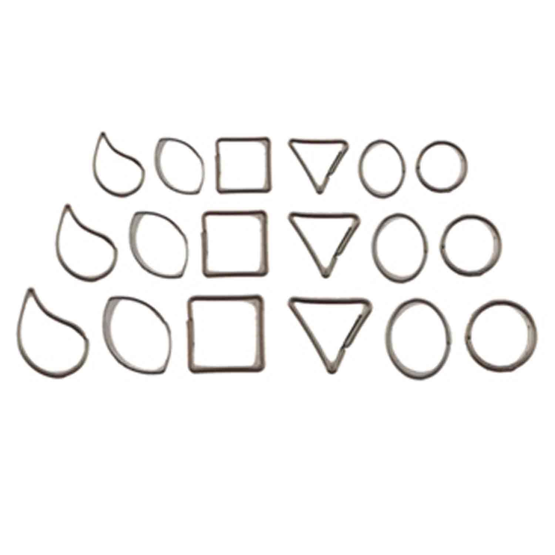 Mini Accent Cutter Set
