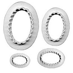Oval PME Cutter Set