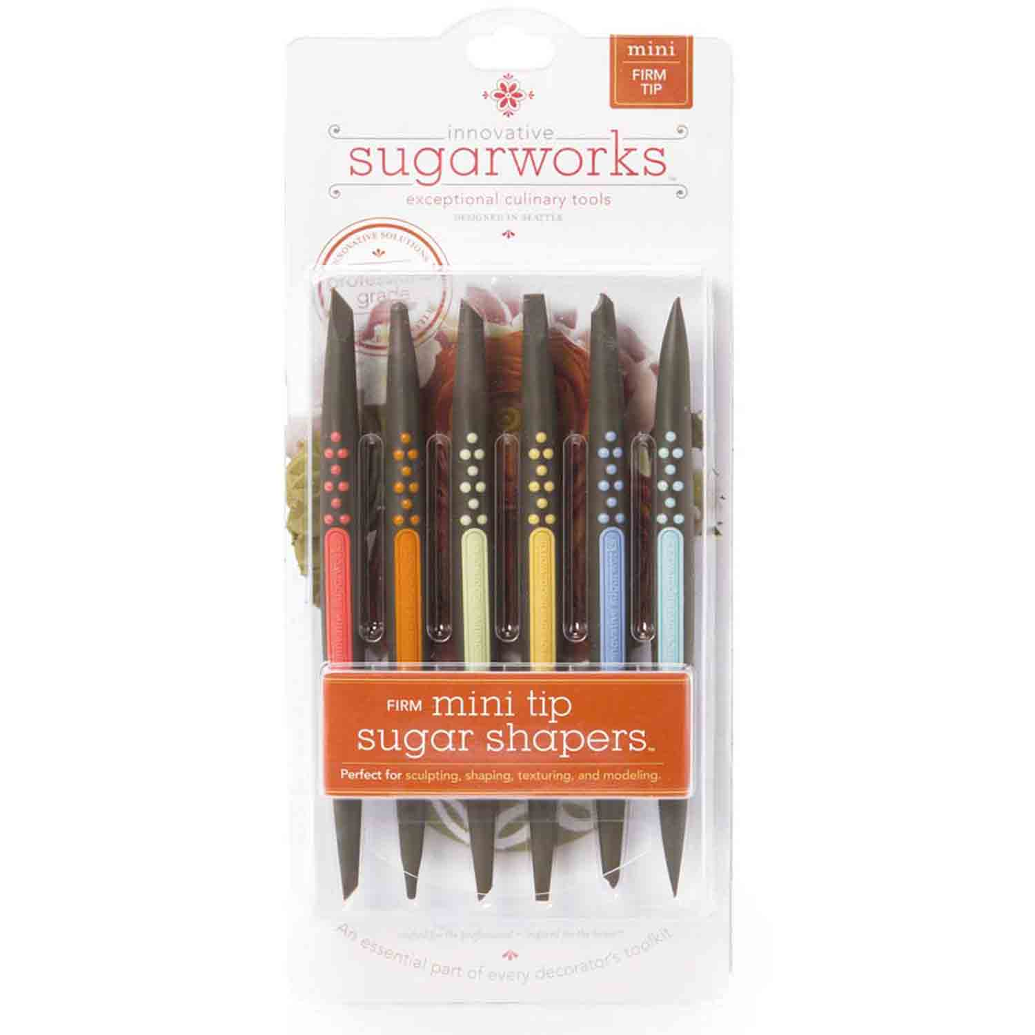 Sugar Shaper Mini Firm Tip Modeling Tools