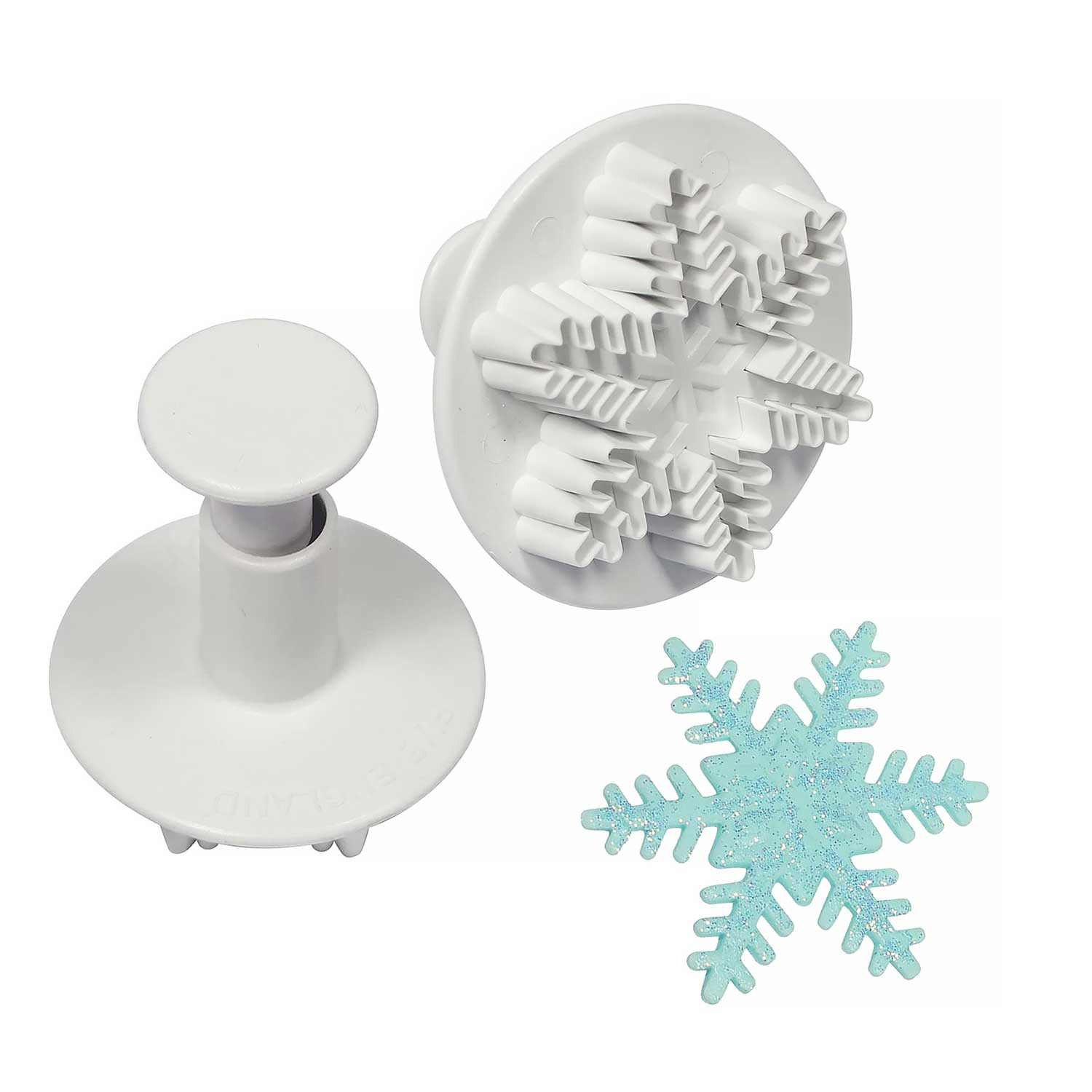 Snowflake Plunger Cutter Medium