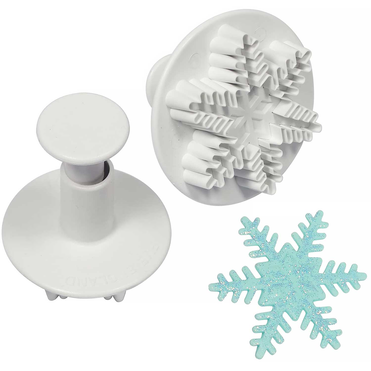 Snowflake Plunger Cutter Large