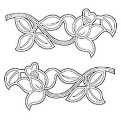 Jem Cutter-Cutwork Rose Set