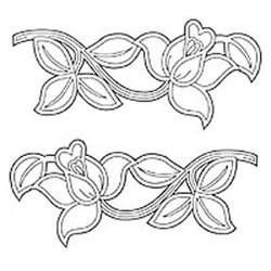 Jem Cutter-Cutwork Rose Set