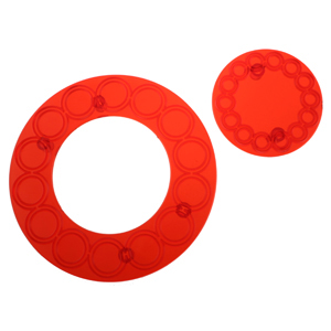 Circles - Large & Small Cutter Set