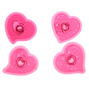 JEM Heart Cutter Set
