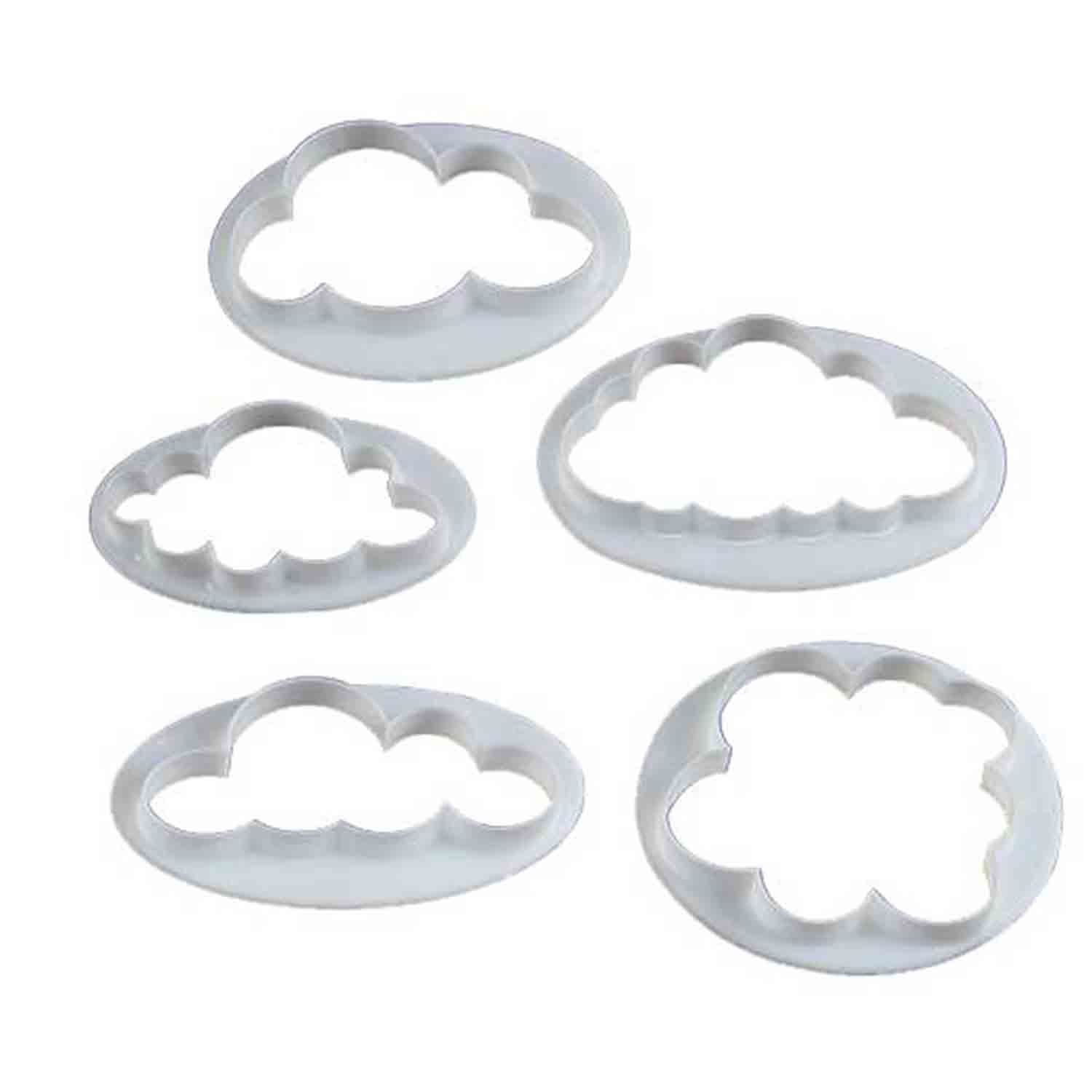 Fluffy Cloud Cutter Set