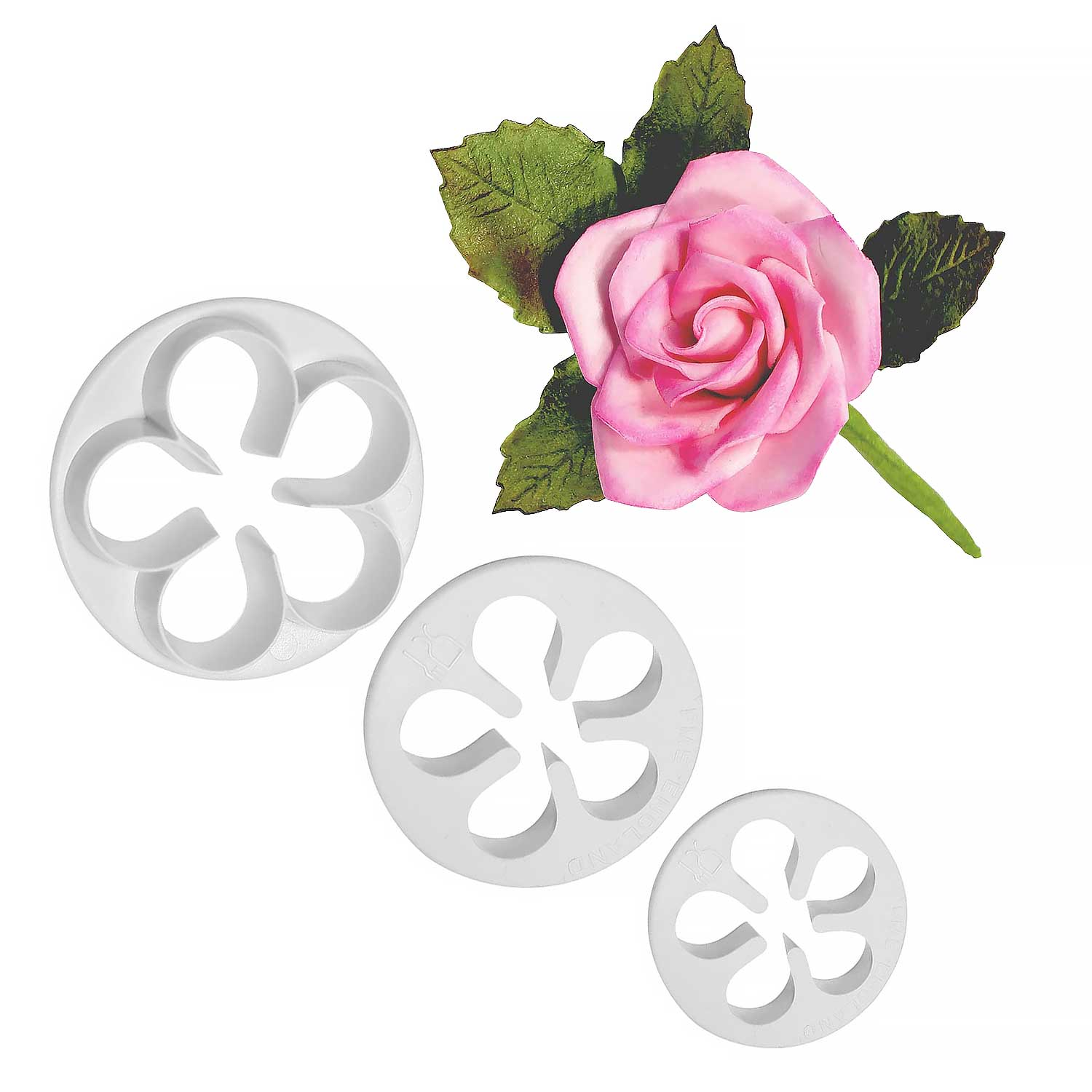 PME Cutter-5 Petal Large Set