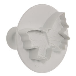 Veined Butterfly Plunger Cutter- Large