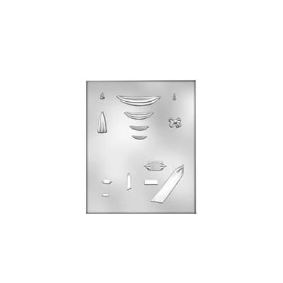 Elegant Mold Set for Gumpaste