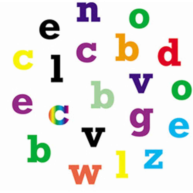 Lower Case  Alphabet Cutter Set