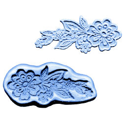 Flower Lace-Silicone Mold-Large