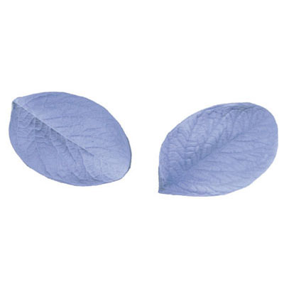 "Silicone Veiner- 2 3/4"" Rose Leaf"