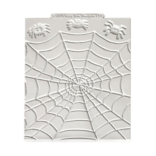 Spider and Web Design Mat