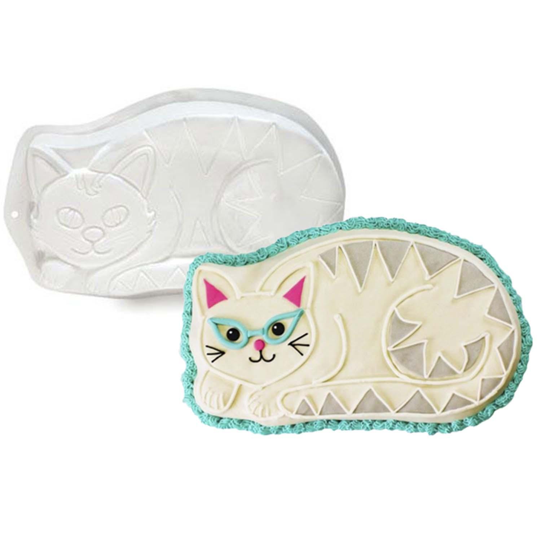 Cat Pantastic Plastic Cake Pan