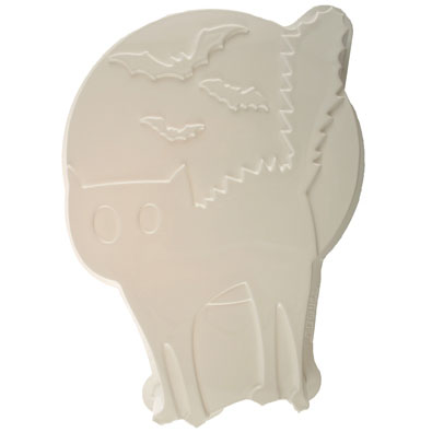 Scary Cat Pantastic Plastic Cake Pan