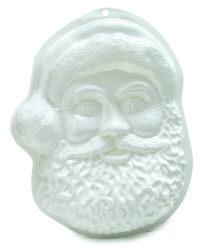 Santa Face Pantastic Plastic Cake Pan