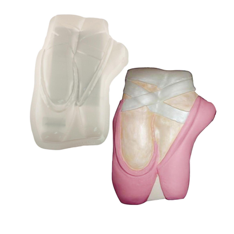 Ballet Slippers Pantastic Plastic Cake Pan