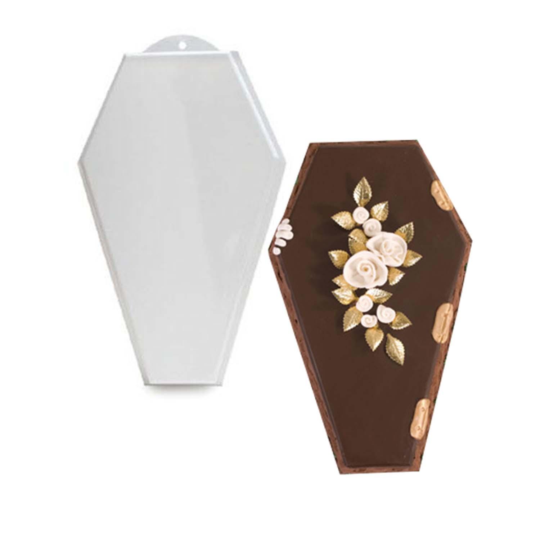 Coffin Pantastic Plastic Cake Pan