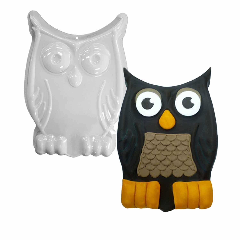 Owl Pantastic Plastic Cake Pan