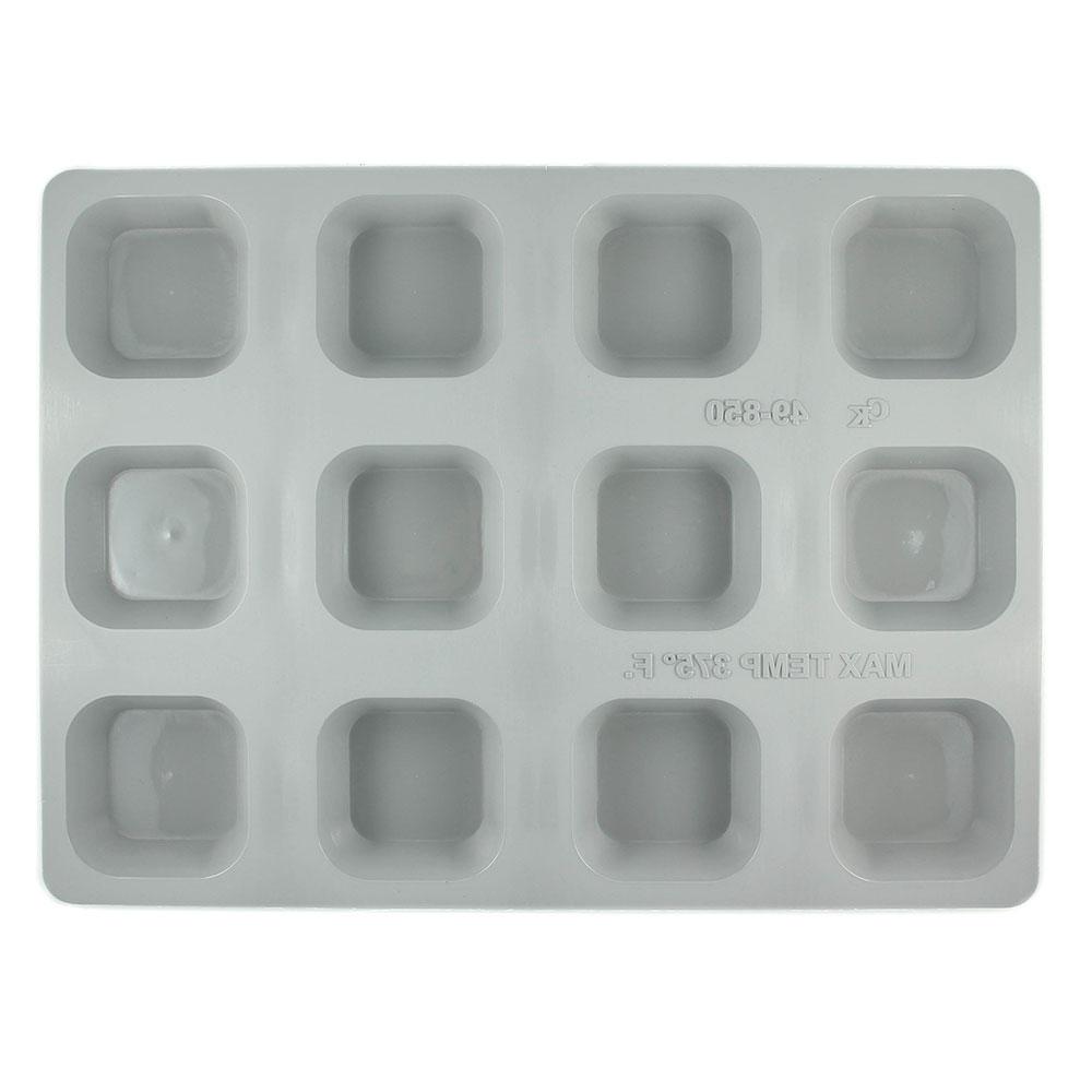 Square Muffin Pantastic Plastic Cake Pan