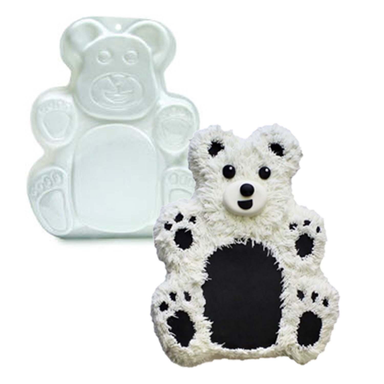 Bear Pantastic Plastic Cake Pan