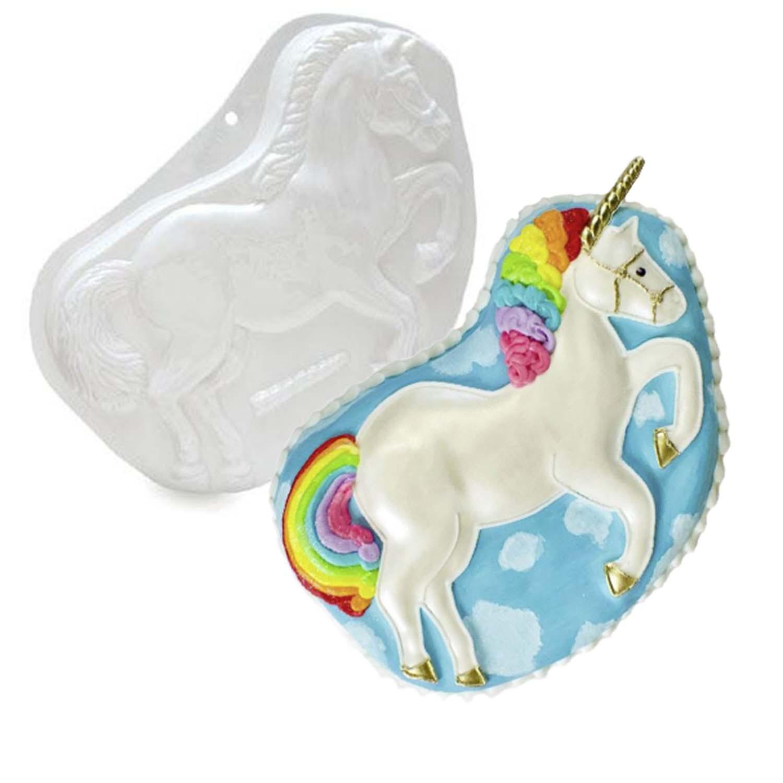 Horse/Unicorn Pantastic Plastic Cake Pan