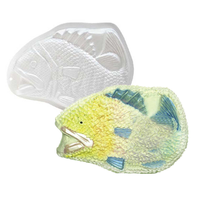 Fish Pantastic Plastic Cake Pan