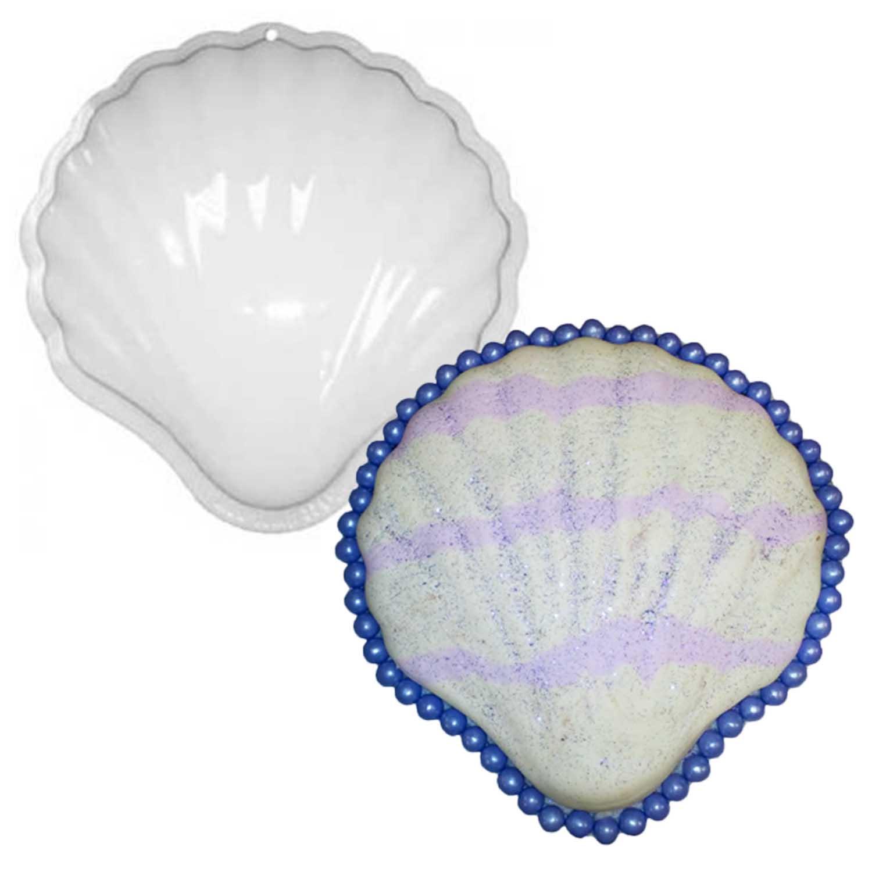 Clam Shell Pantastic Plastic Cake Pan