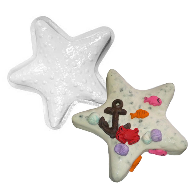Starfish Pantastic Plastic Cake Pan