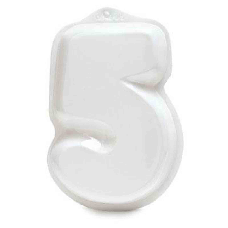 Micro-Size #5 Pantastic Plastic Cake Pan