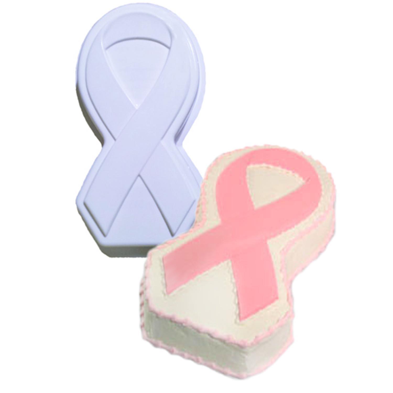 Awareness Ribbon Pantastic Plastic Cake Pan
