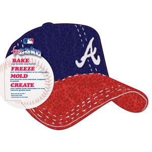 MLB Atlanta Braves Pantastic Plastic Cake Pan