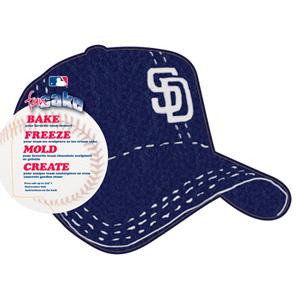 MLB San Diego Padres Pantastic Plastic Cake Pan