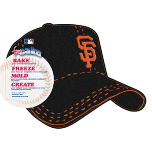 MLB San Francisco Giants Pantastic Plastic Cake Pan