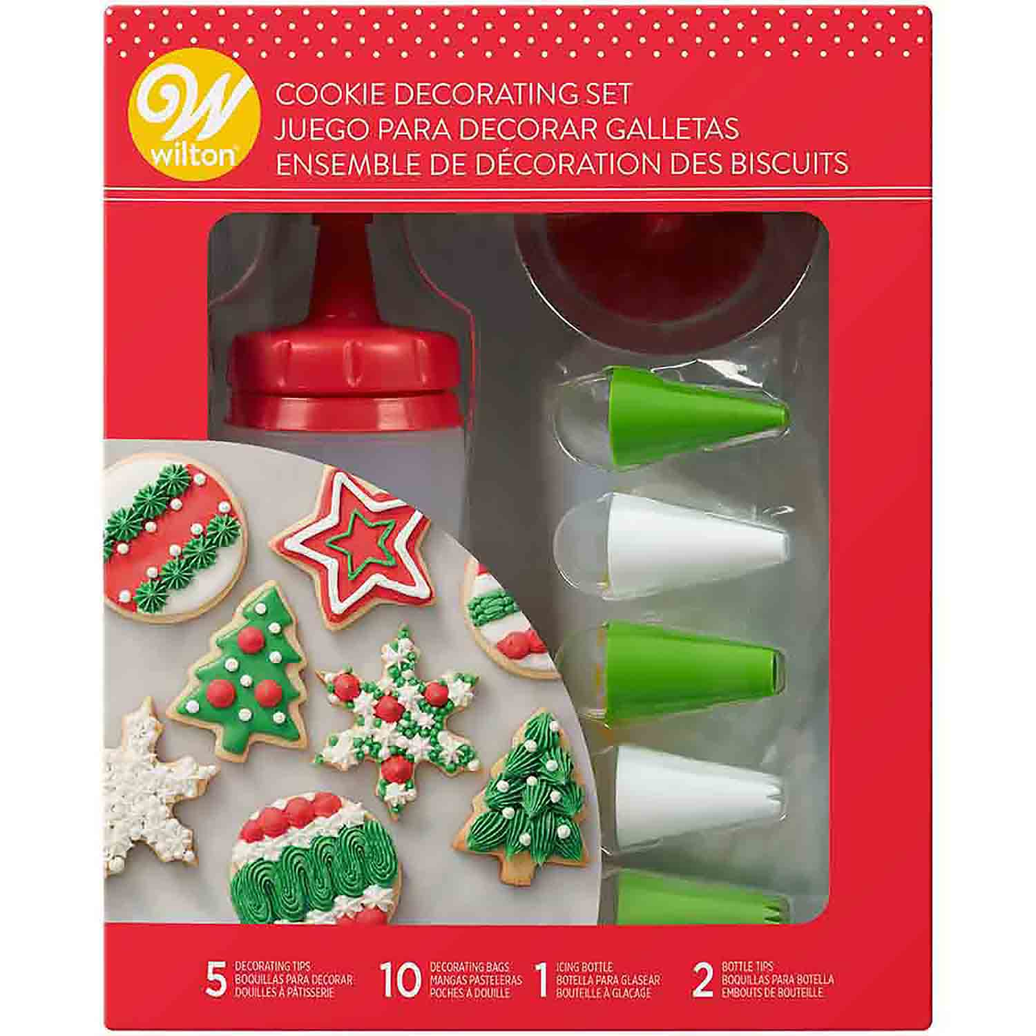 Cookie Decorating Set