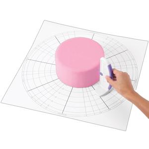 Cake Dividing Chart