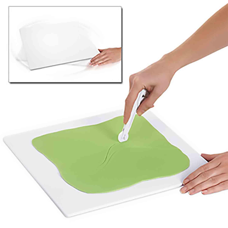 Cut-N-Spin Board