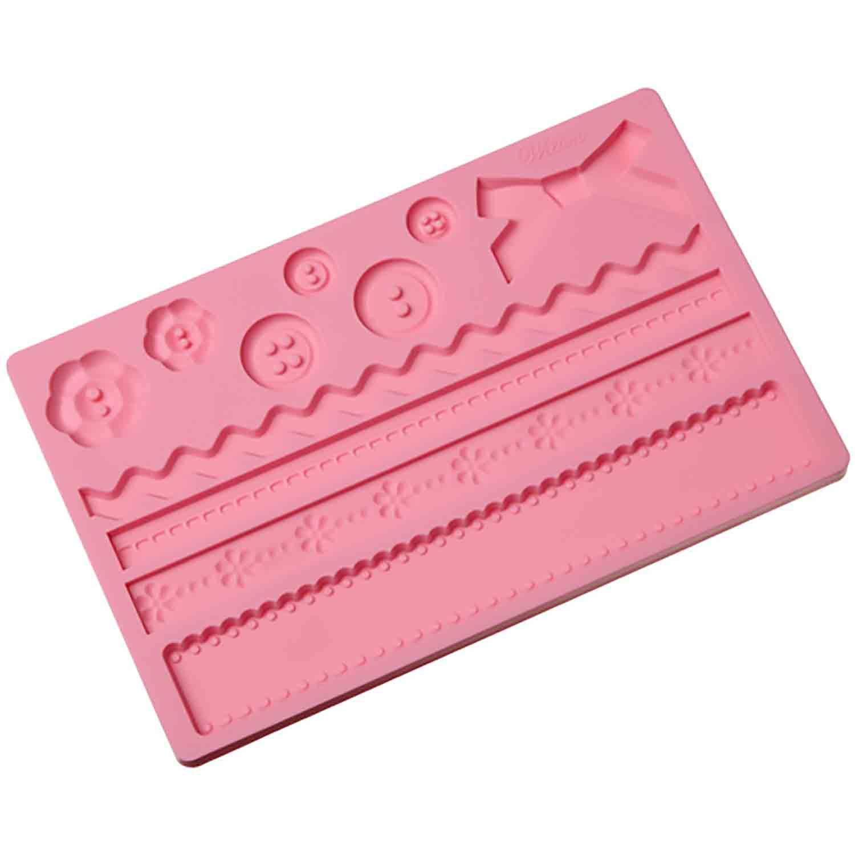 Fabric Silicone Mold