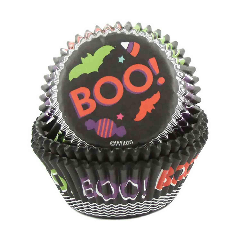 Boo Standard Baking Cups