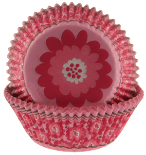 Pink Party Standard Baking Cups