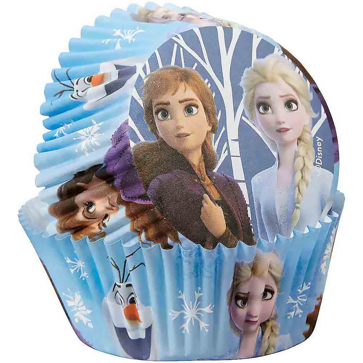 Frozen 2 Standard Baking Cups