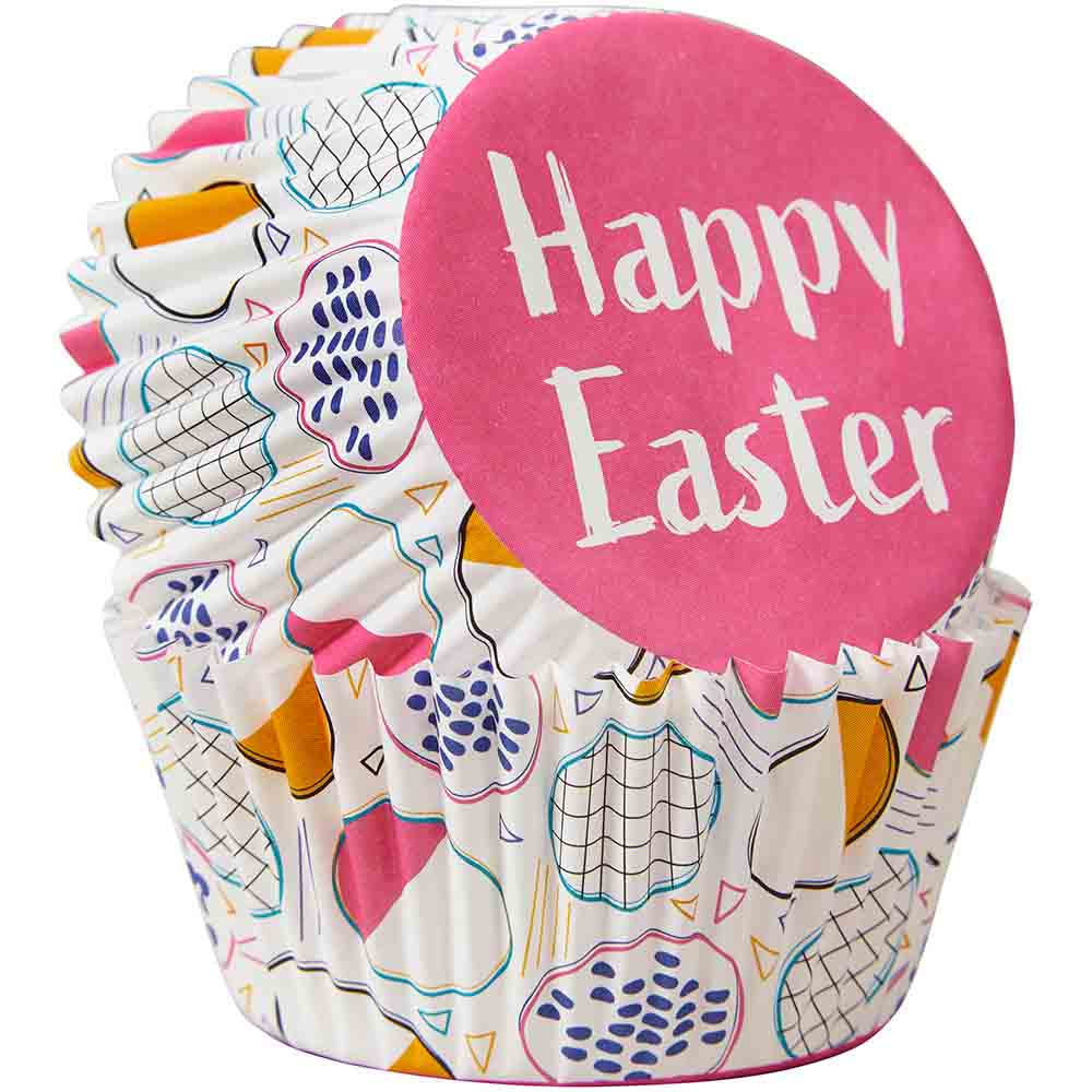 Hip Hop Easter Standard Baking Cups