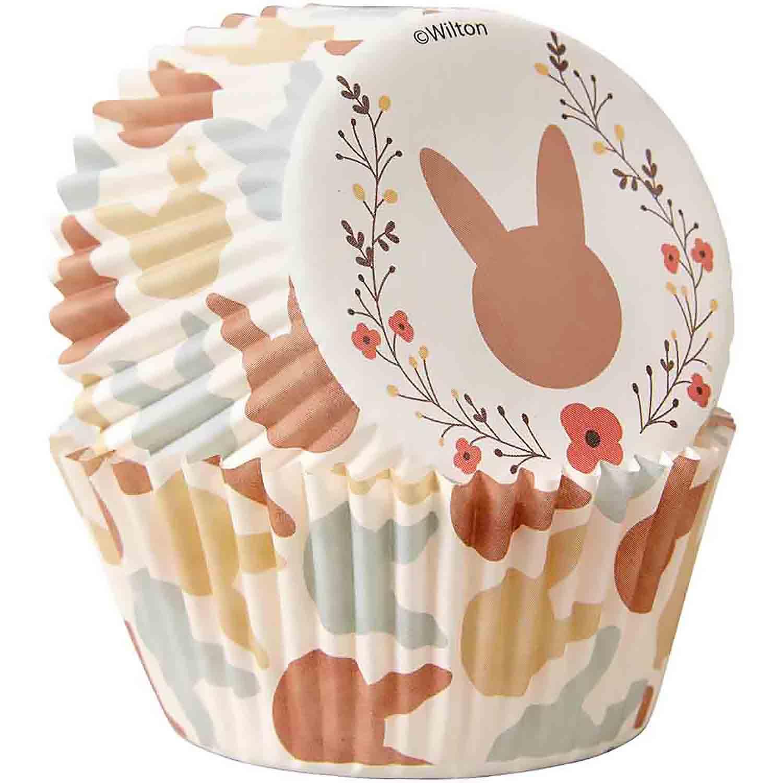 Happy Bunny Standard Baking Cups
