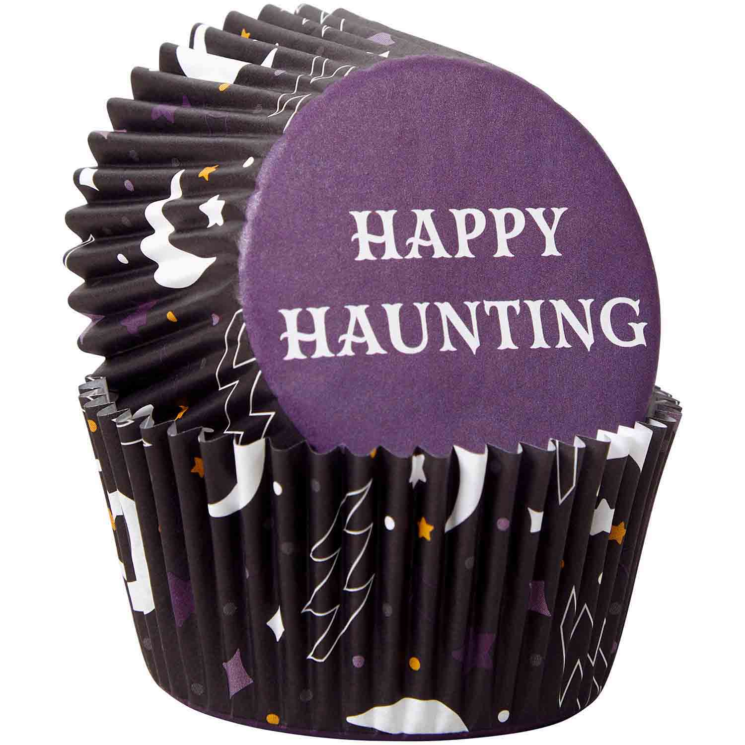 Happy Haunting Standard Baking Cups
