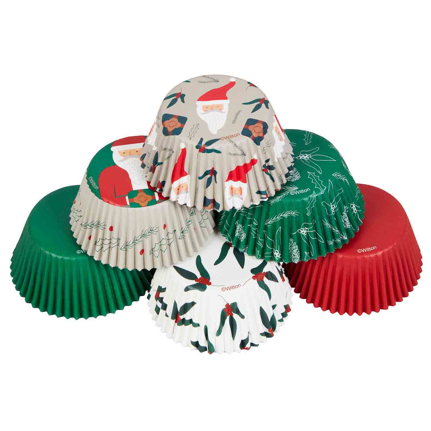 Holiday Mix Standard Baking Cups