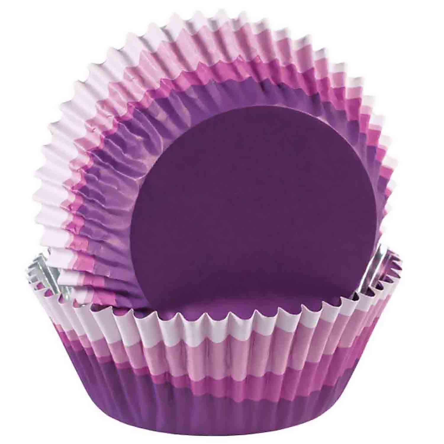 Purple Ombre Standard Baking Cups