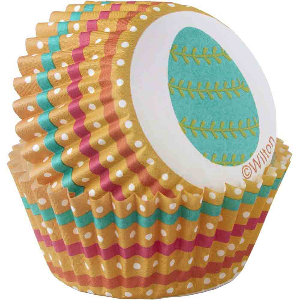 Easter Egg Mini Baking Cups