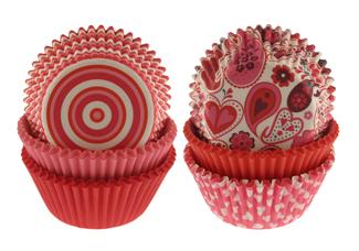 Valentine Assortment Standard Baking Cups